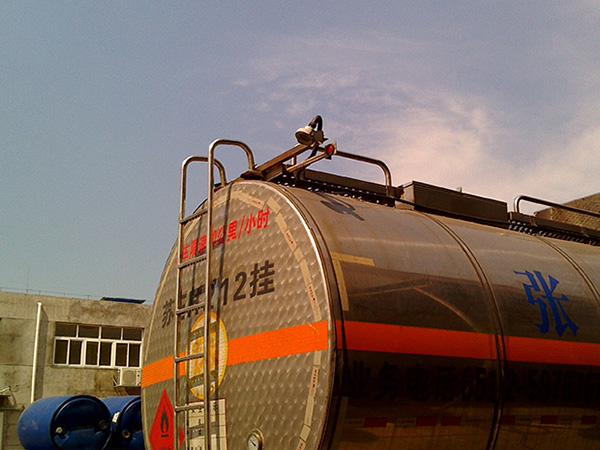 江苏油罐车项目